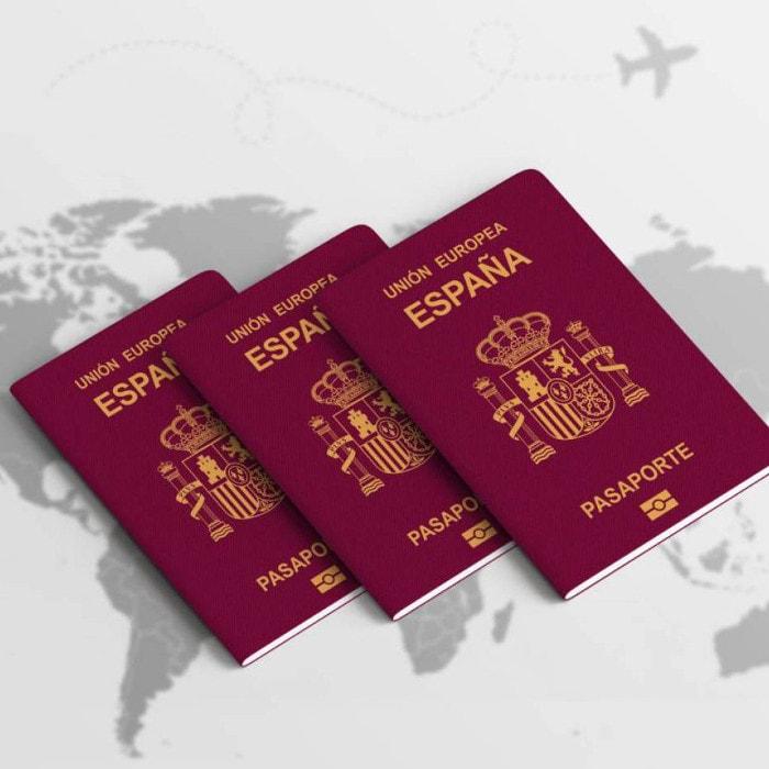 Realizamos todos los trámites necesarios para la obtención de nacionalidad española.
